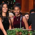 """Michelle Obama salue le courage de ses filles : """"Elles ont sacrifié beaucoup de leur enfance"""""""