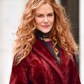 Nicole Kidman revient à son roux bouclé d'origine