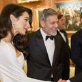 Le prince Charles inaugure un prix Amal Clooney