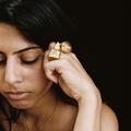 Rosh Mahtani, divine créatrice de bijoux-talismans
