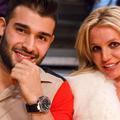 Ex-footballeur converti au fitness, Sam Asghari, la force tranquille au bras de Britney Spears