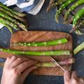 Les astuces de chef pour préparer et cuire les asperges à la perfection