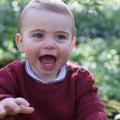 Le prince Louis immortalisé à la campagne pour son premier anniversaire
