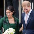 Meghan Markle a accouché, le royal baby est un garçon