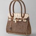 Or et pierres précieuses : la nouvelle déclinaison ultraluxe du Birkin d'Hermès