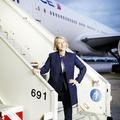 """Anne Rigail, PDG d'Air France, veut """"permettre aux femmes de voir que l'on peut dépasser ses limites"""""""