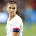 La buteuse américaine Alex Morgan ne rencontrera pas Trump en cas de victoire au Mondial de foot