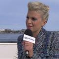 """Cécile Cassel : """"Quand on vient à Cannes, on est toujours pris par cette énergie folle"""""""