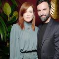 Julianne Moore, Monica Bellucci, Xavier Dolan.... Glamour et cinéma au dîner Madame Figaro Louis Vuitton à Cannes