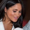 La manucure de Meghan Markle, le détail pas si anodin de la présentation du royal baby