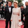 Un an après le scandale, le retour réussi de Laura Tenoudji à Cannes