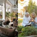 Le Palais Ronsard d'Adriana Karembeu et Aram Ohanian, aux allures de jardin secret