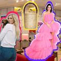 Giambattista Valli x H&M, un panier d'été Celine, le pop-up store Fenty par Rihanna... L'impératif Madame