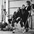 Fanny Ardant, Julie Gayet et Ana Girardot : elles célèbrent Nicolas Degennes, maquilleur star de Givenchy