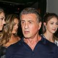 Les trois filles de Sylvester Stallone, sous haute protection paternelle