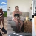 Culotte de maternité, cicatrice, tire-lait... Le post-accouchement sans filtre vous est proposé par Amy Schumer