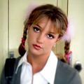 """Cette photo de Britney Spears en tenue d'écolière, vingt ans après le clip de """"Baby One More Time"""""""