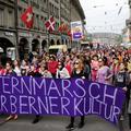 Les Suissesses passent à l'action pour réclamer leurs droits