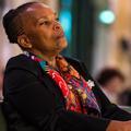 """Christiane Taubira imagine que le débat sur la PMA pour toutes """"sera moins hystérique"""""""