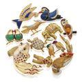 """""""Into the wild"""" : douze bijoux bestiaire à s'offrir aux enchères chez Christie's Paris"""