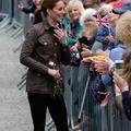 Même Kate Middleton s'essaye à la tendance utilitaire