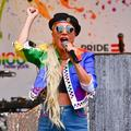 Lady Gaga s'attaque à Trump lors de la Gay Pride géante de New York