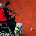 Le match vu d'en haut, le quotidien d'une arbitre de chaise à Roland-Garros