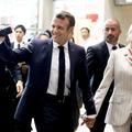 En images : Emmanuel et Brigitte Macron en voyage officiel au Japon