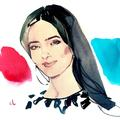 """Hafsia Herzi : """"Je peux être rigide, surtout dans le travail"""""""