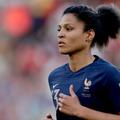 Valérie Gauvin, l'insaisissable guerrière de l'équipe de France