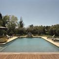À Maussane-Les Alpilles en Provence, le Mas de Chabran fait peau neuve
