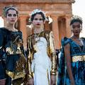 En Sicile, un défilé Alta Moda de Dolce & Gabbana digne d'un péplum