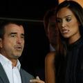 Jade Foret, l'épouse d'Arnaud Lagardère, annonce qu'elle est célibataire