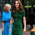 Quand Kate Middleton recycle encore une fois l'une de ses robes à Wimbledon