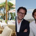 Les pieds dans le sable, le duo de choc Malafosse et Gourcuff ouvre une version plage de Loulou à Ramatuelle