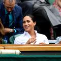 En images : Kate Middleton et Meghan Markle réunies pour la finale dames de Wimbledon