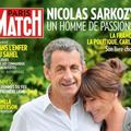 """""""Paris Match"""" répond aux moqueries sur sa une avec le couple Sarkozy"""