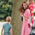 Kate Middleton, Letizia d'Espagne, Kitty Spencer... La royauté voit rose cet été