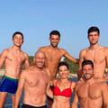 Les Zidane passent (presque) les mêmes vacances que l'année dernière