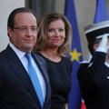 """François Hollande """"n'aime pas être mal-aimé"""", affirme Valérie Trierweiler"""