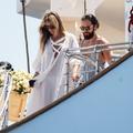 Les premières images du mariage laïc d'Heidi Klum et de Tom Kaulitz