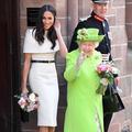 Le fashion faux-pas que Meghan Markle évite à tout prix de faire face à Elizabeth II