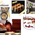 Rock en Seine ou championnat du monde de sushis… Quoi de neuf en cuisine ?
