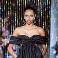 La tendance ovni de la Fashion Week de New York : les bijoux de visage et cheveux des défilés Area et Khaite