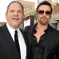 Brad Pitt revient sur sa tentative d'intimidation de Harvey Weinstein en 1994