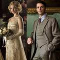 """De l'héritage édouardien à l'esprit Années folles, les costumes rétro de """"Downton Abbey"""""""