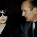 """""""Nous avons beaucoup ri"""" : la rencontre Isabelle Adjani-Jacques Chirac en 1986 pour """"Madame Figaro"""""""