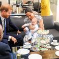 Meghan, Harry et Archie en Afrique du Sud : les meilleures photos