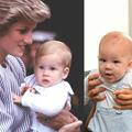 Ces photos qui montrent la ressemblance frappante entre Archie et le prince Harry au même âge