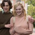 Elle Fanning et Timothée Chalamet, un duo romantique devant la caméra de Woody Allen